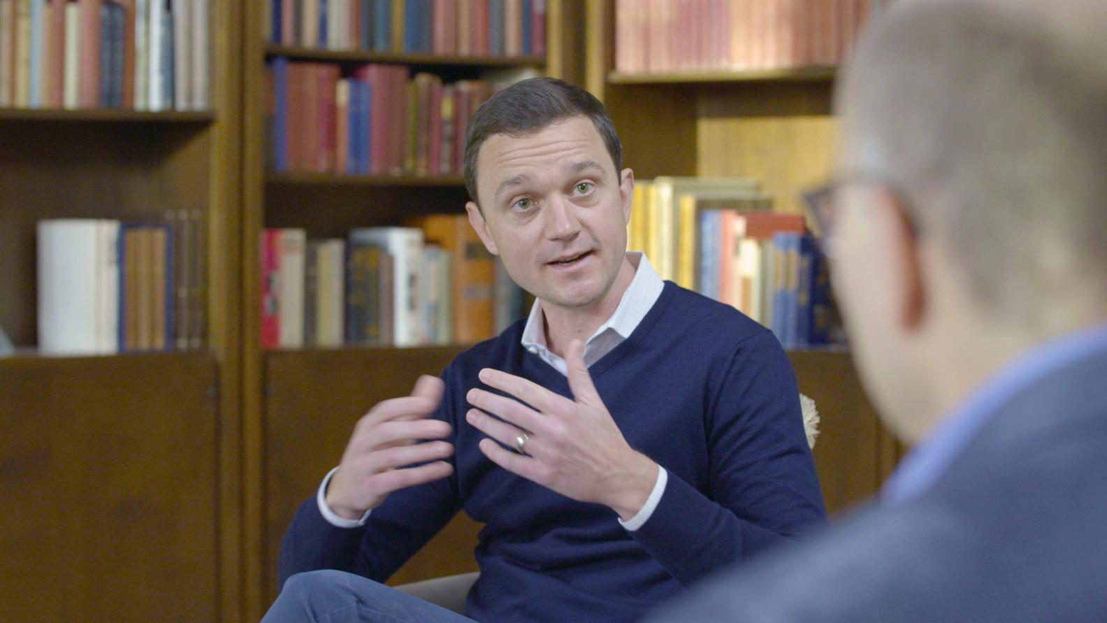 Brian Hooks, President of Charles Koch Foundation