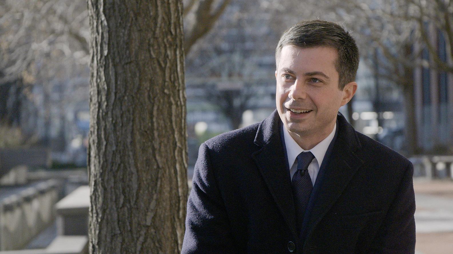 Pete Buttigieg, Secretary of Transportation