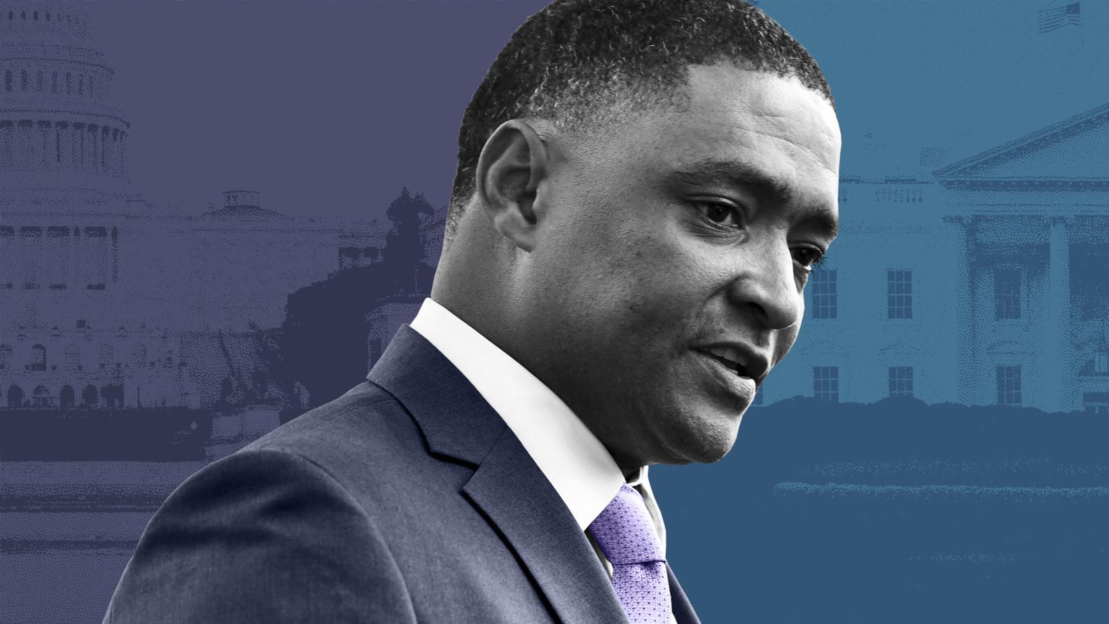 Cedric Richmond, senior advisor to the president