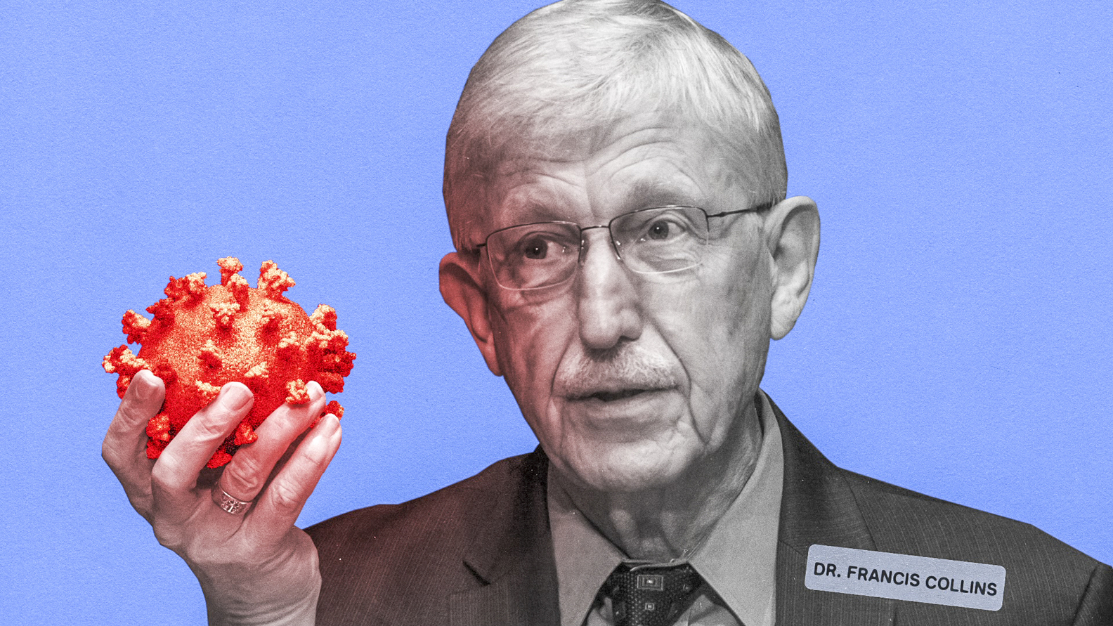 Dr. Francis Collins, MD, PhD, Director of the National Institute of Health ( NIH) | Pressroom