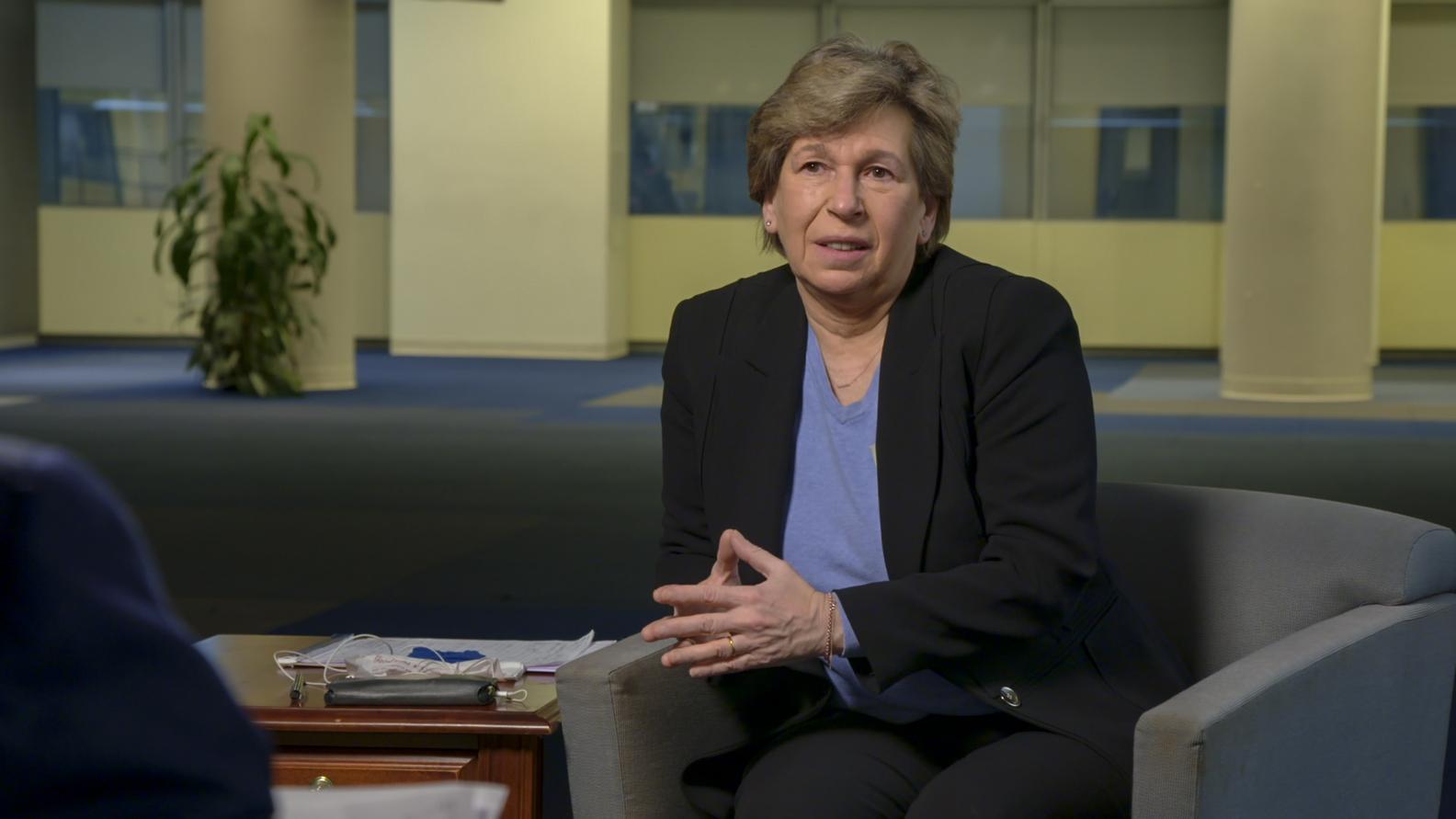 Randi Weingarten, President, American Federation of Teachers