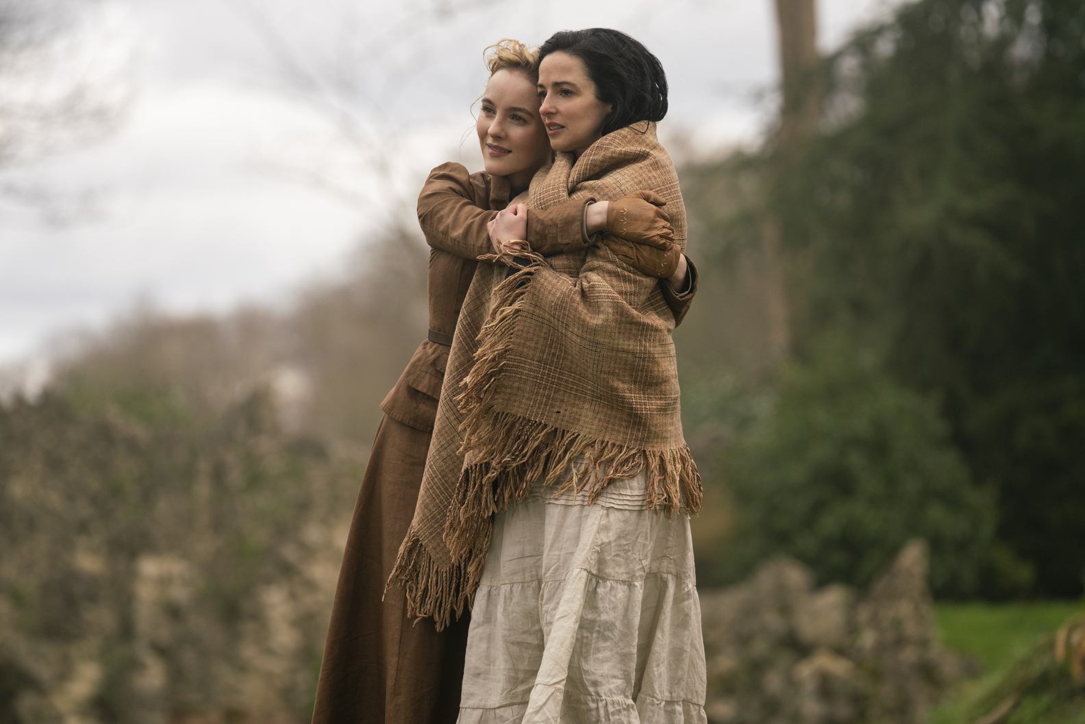 Ann Skelly and Laura Donnelly