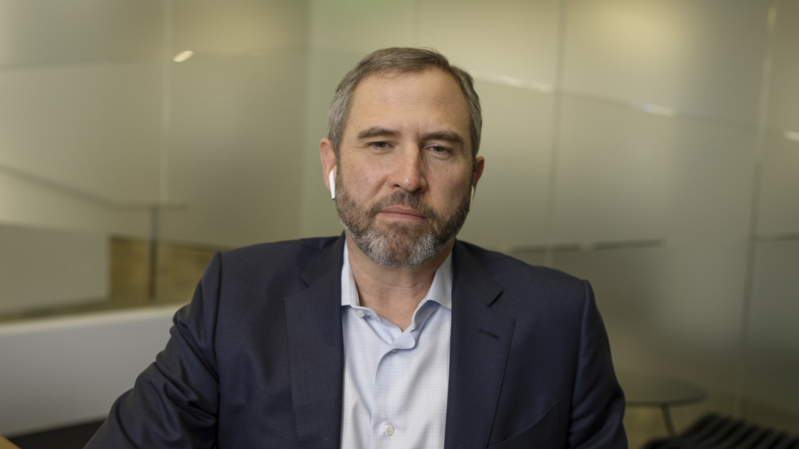 Brad Garlinghouse, CEO of Ripple
