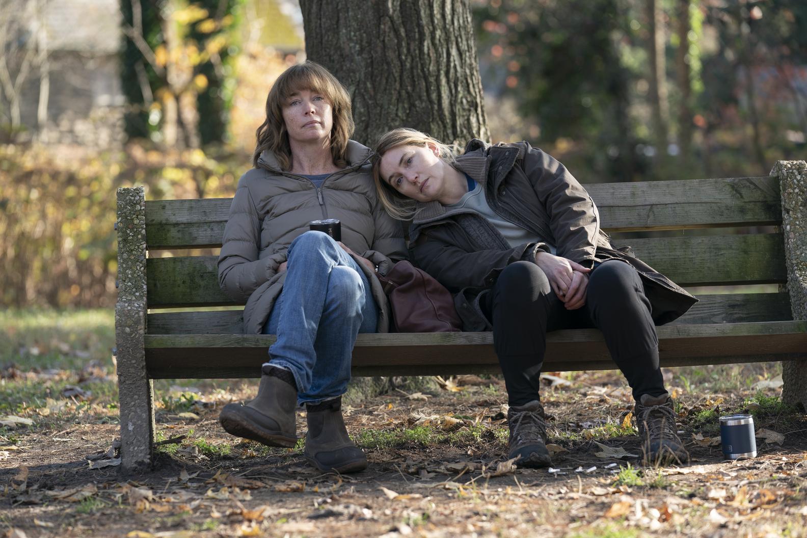 Julianne Nicholson, Kate Winslet
