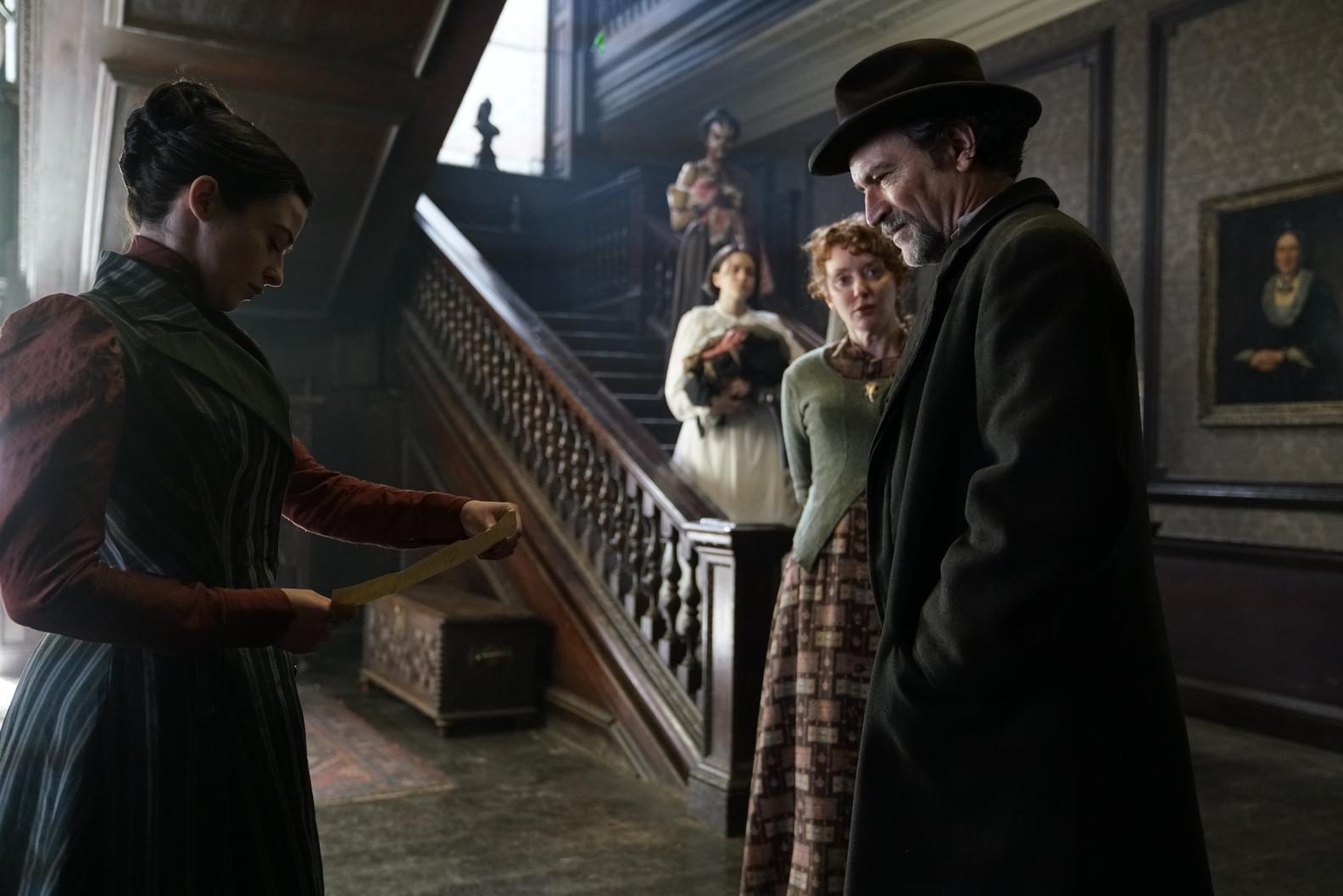Laura Donnelly, Elizabeth Berrington, Ben Chaplin