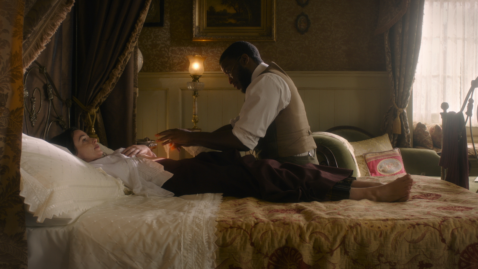 Laura Donnelly, Zackary Momoh