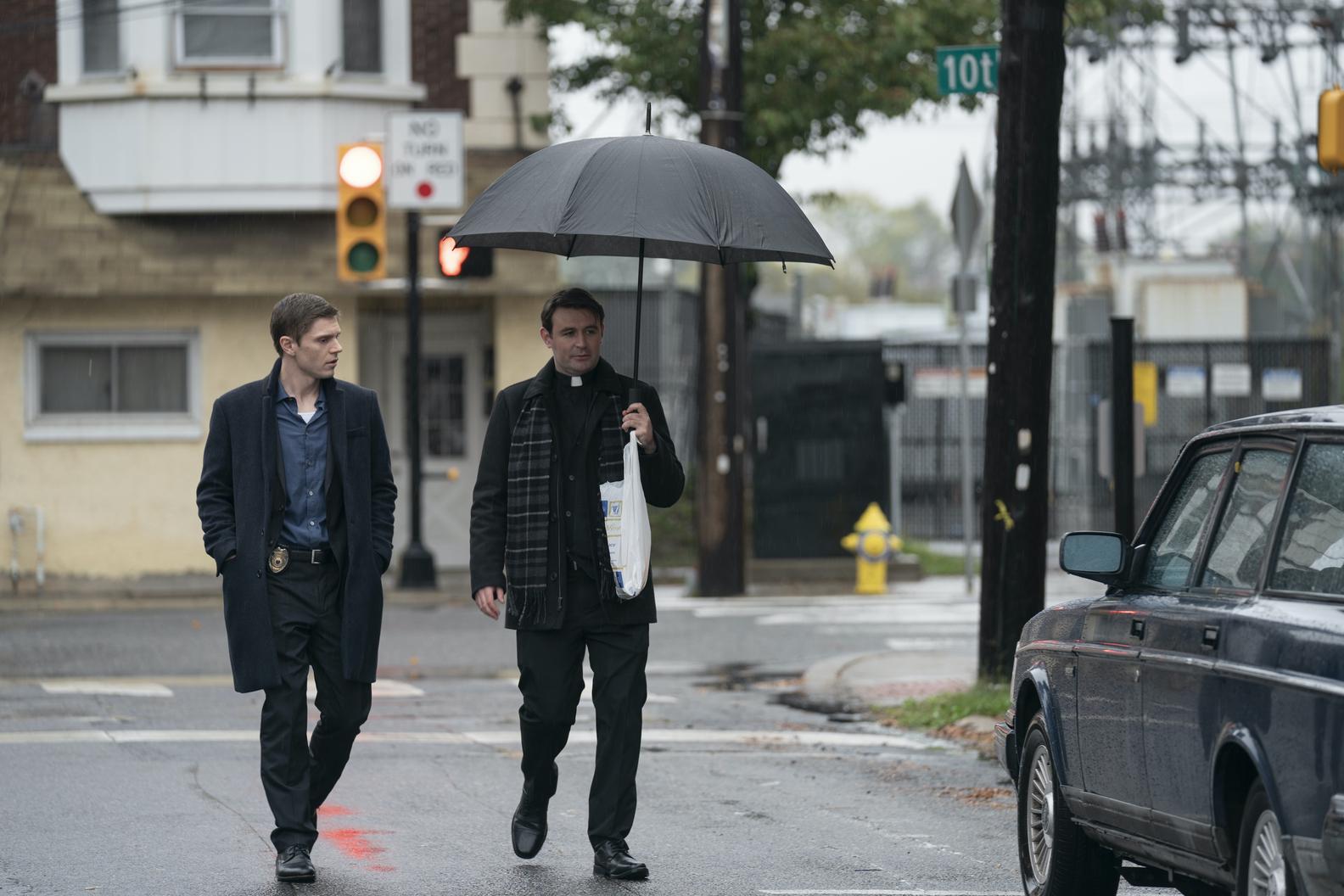 Evan Peters, James McArdle