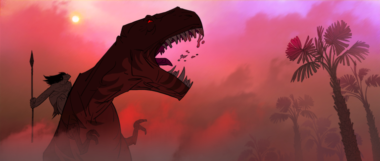 Genndy Tartakovsky Animated Series Primal Roars To Life in 2019