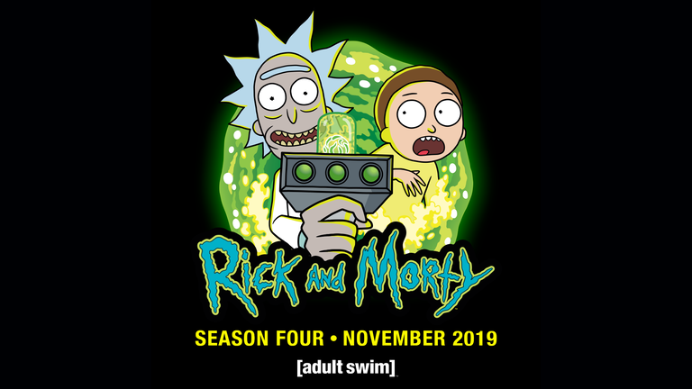 Rick and Morty Announce Season Four Return