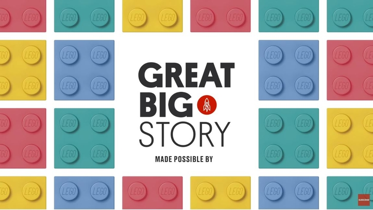 The LEGO Group partners with Great Big Story to inspire young girls and their parents to dream big!