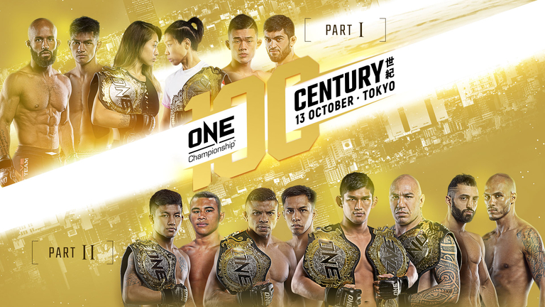 TNT to Debut Live ONE Championship Coverage, Oct. 12, at 11 p.m. ET