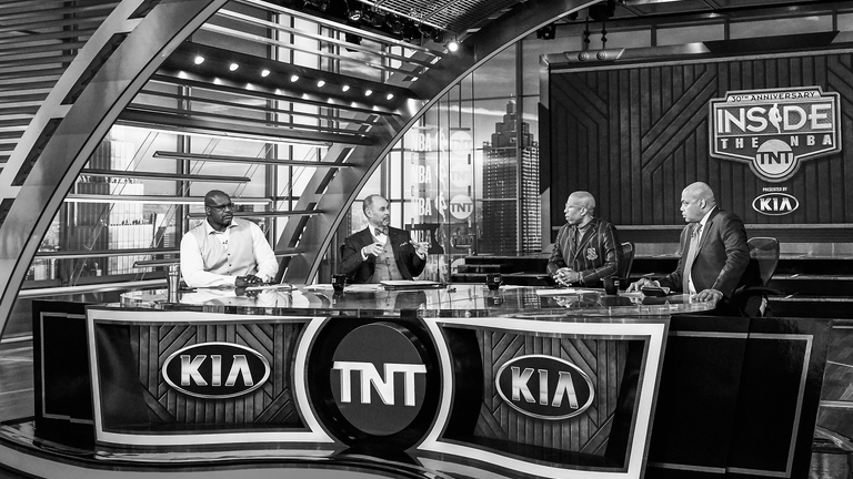 TNT's Inside the NBA to Present One-Hour Live Show Thursday, June 4, at 8 p.m. ET