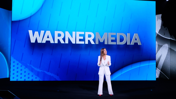 Donna Speciale, President, WarnerMedia Ad Sales at the WarnerMedia Upfront 2019
