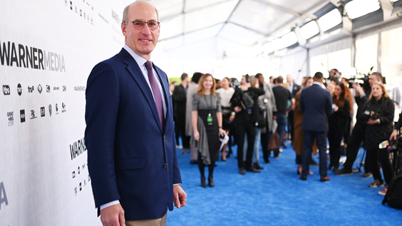 John Stankey, CEO, at WarnerMedia Upfront 2019