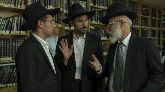 Adam Gabay, Doron Ben David, Yaakov Cohen_RanMendelson