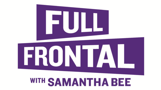 Full Frontal with Samantha Bee airs Wednesdays at 10:30pm ET/PT