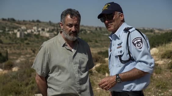 Jony Arbid and Yoram Telledano