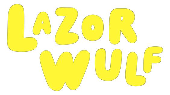 Lazor Wulf Logo