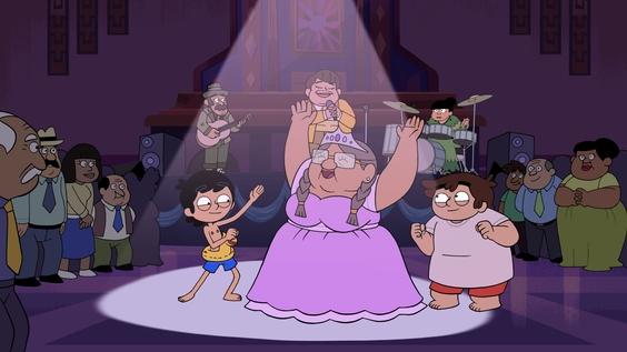 """Der Oktober wird mystisch: Cartoon Network zeigt """"Victor & Valentino"""" als deutsche TV-Premiere"""