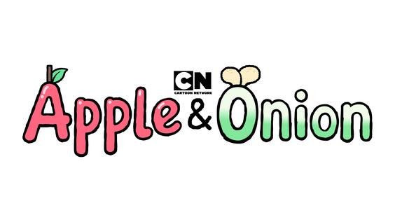 Apfel und Lauch