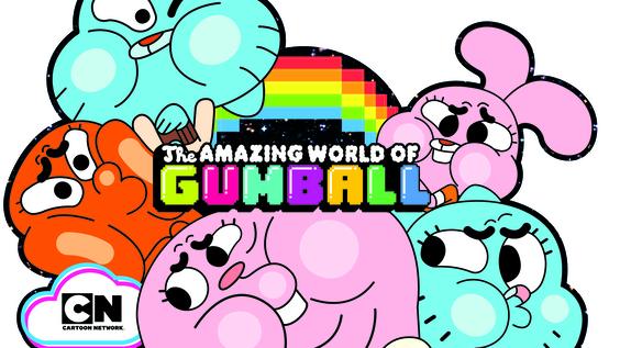 Fantastische Welt von Gumball