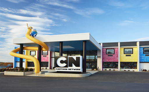 Cartoon Network and Palace Entertainment Unveil First-Look of Cartoon Network Hotel