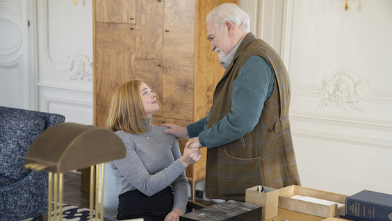 Drama series SUCCESSION returns August 11