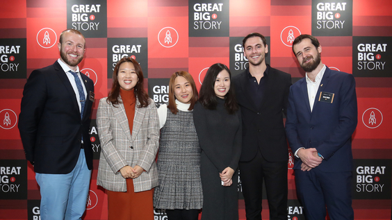 Great Big Story and Genesis strengthen student fellowship program to support next-gen filmmakers