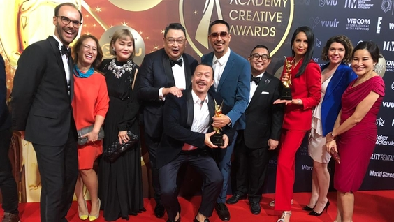 WARNERMEDIA SECURES FIRST COMBINED HAUL AT AAAs & PROMAX ASIA AWARDS
