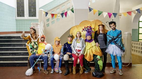 """""""Andere Eltern"""": Staffel 2 des TNT Comedy Originals feiert ab 10. März Premiere"""