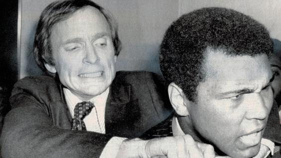 Dick Cavett, Muhammad Ali