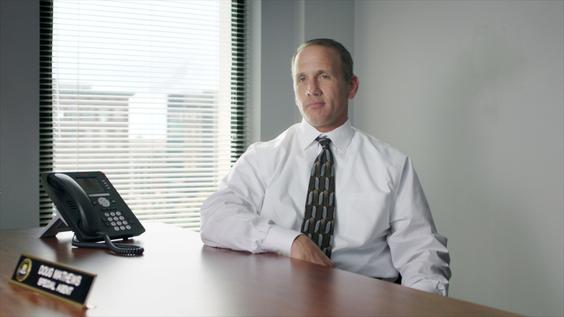 FBI Special Agent, Doug Mathews