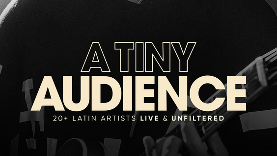 HBO Latino presents new episodes of A TINY AUDIENCE
