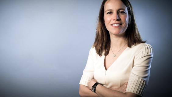 NOMINATION CNNIC - Cathy Ibal promue Senior Vice-Président Europe, Moyen-Orient et Afrique (EMEA)
