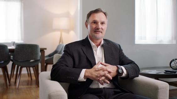Chris Graham, former FBI squad supervisor
