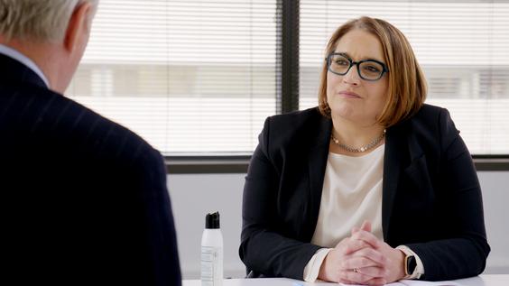 Axios White House & Politics Editor Margaret Talev
