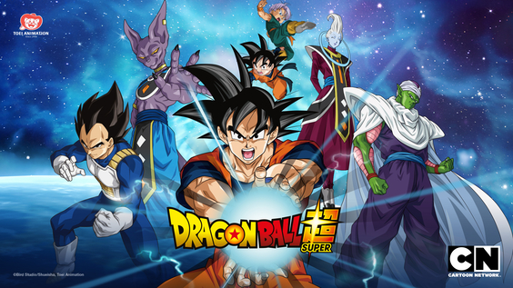 Dragon Ball Super to battle it out for the first time on Cartoon Network Africa!