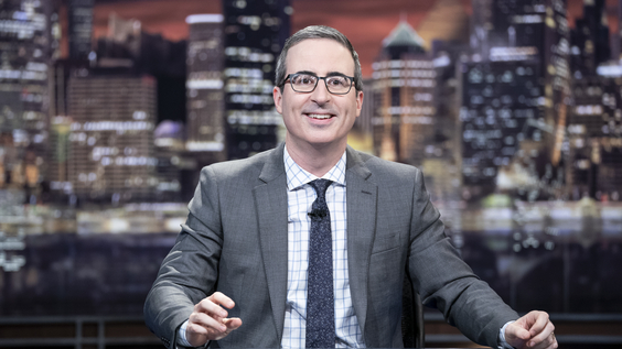 Last Week Tonight with John Oliver March 1 episode
