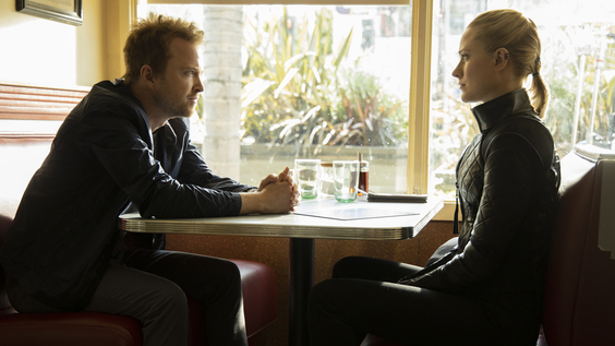 Aaron Paul, Evan Rachel Wood