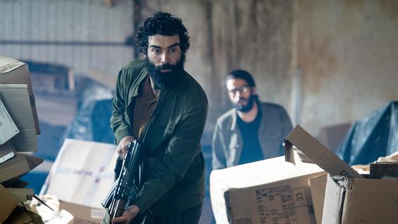Alec Secareanu, Bamshad Abedi-Amin
