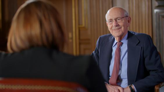 Associate Justice of the Supreme Court Stephen Breyer