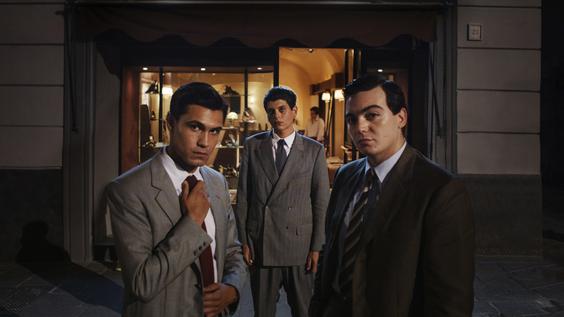Elvis Esposito, Alessio Gallo, Giovanni Amura