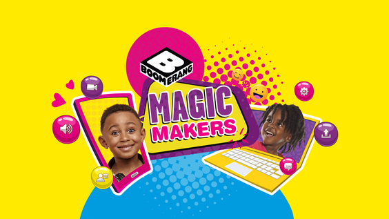 This Mother's Day, Boomerang celebrates moms across Africa with a specially curated local campaign, MAGIC MAKERS!