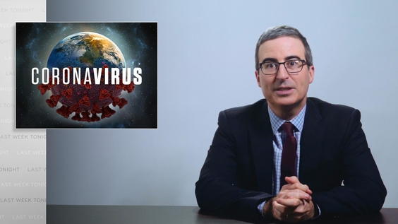 Last Week Tonight with John Oliver March 29 episode