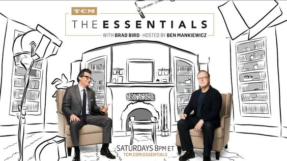 Oscar®-Winning Director Brad Bird To Join TCM's The Essentials