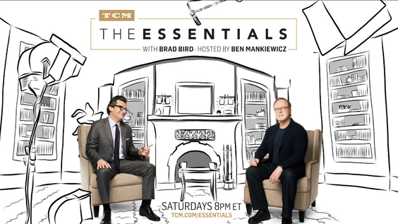 Oscar®-Winning Director Brad Bird To Join TCM's The Essentials