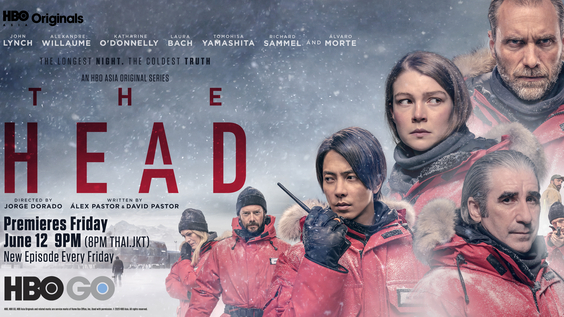 NEW HBO ASIA ORIGINAL 'THE HEAD' TO PREMIERE 12 JUNE ON HBO GO AND HBO