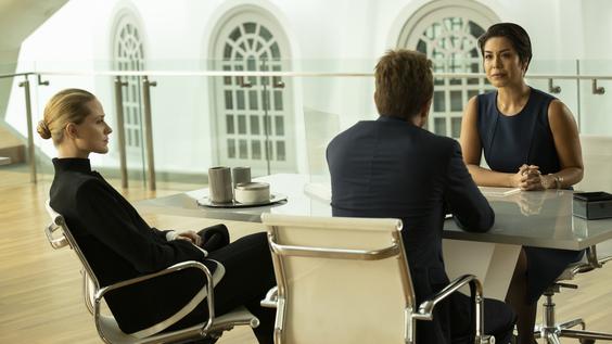 Evan Rachel Wood, Aaron Paul, Nikki Muller