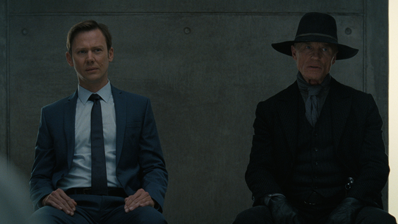 Jimmi Simpson, Ed Harris