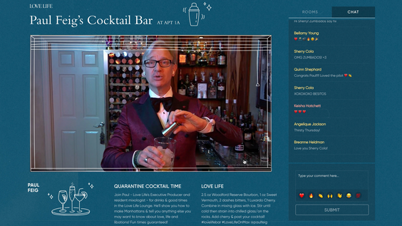 Afterparty - Paul Feig's Cocktail Bar